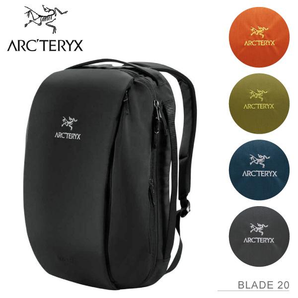 【送料無料】【並行輸入品】【2018 AW】『ARC'TERYX-アークテリクス-』BLADE 20 Backpack-ブレード20 バックパック-[16179]