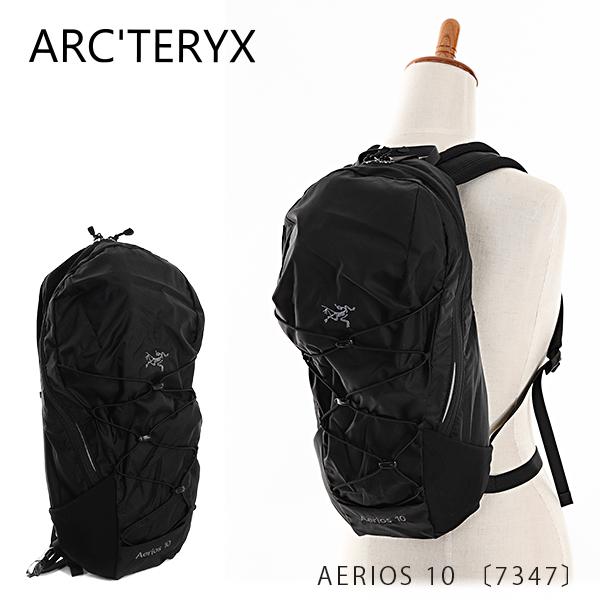 【並行輸入品】【2018 AW】『ARC'TERYX-アークテリクス-』AERIOS 10 -エアリオス10- [7347]【お買い物マラソン】