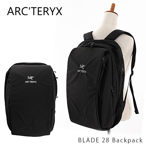 【並行輸入品】【2019SS】『ARC'TERYX-アークテリクス-』BLADE 28 Backpack -ブレード28 バックパック- [16178]【スーパーSALE開催☆ポイント最大44倍!!6/11 01:59マデ】