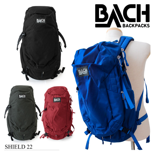 【送料無料】【並行輸入品】『BACH-バッハ-』SHIELD 22