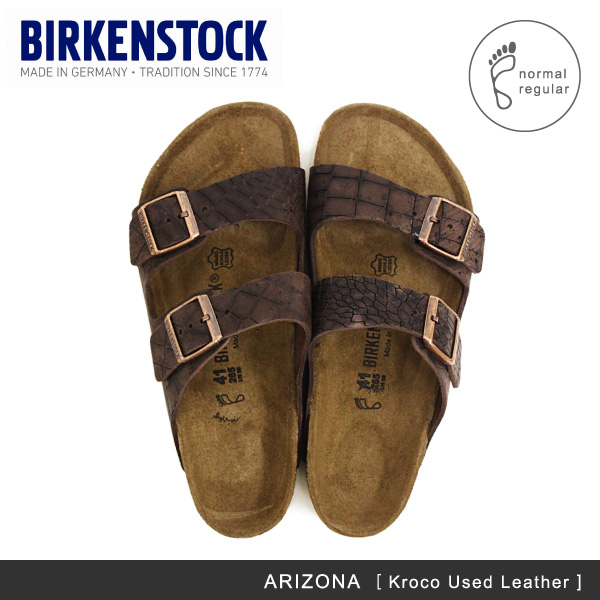 【予約】【送料無料】【並行輸入品】『BIRKENSTOCK-ビルケンシュトック-』Premium ARIZONA Vintage-プレミアム アリゾナ ビンテージ-[普通幅]《ご注文後3日前後発送予定》