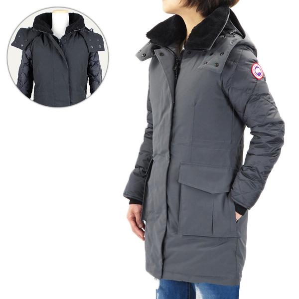 【送料無料】【並行輸入品】 『CANADA GOOSE-カナダグース』Elwin Parka [3205L]