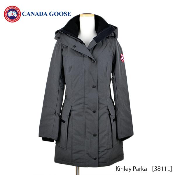【送料無料】【並行輸入品】 『CANADA GOOSE-カナダグース』Kinley Parka [3811L]ポイント最大44倍!!スーパーセール!