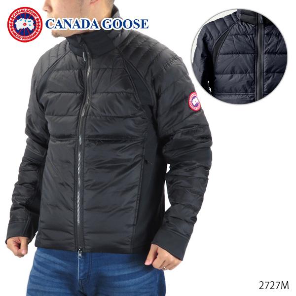 【送料無料】【並行輸入品】『CANADA GOOSE-カナダグース』Hybridge Perren Jacket-ハイブリッジ ペレン ダウンジャケット-[Slim Fit 2727M]