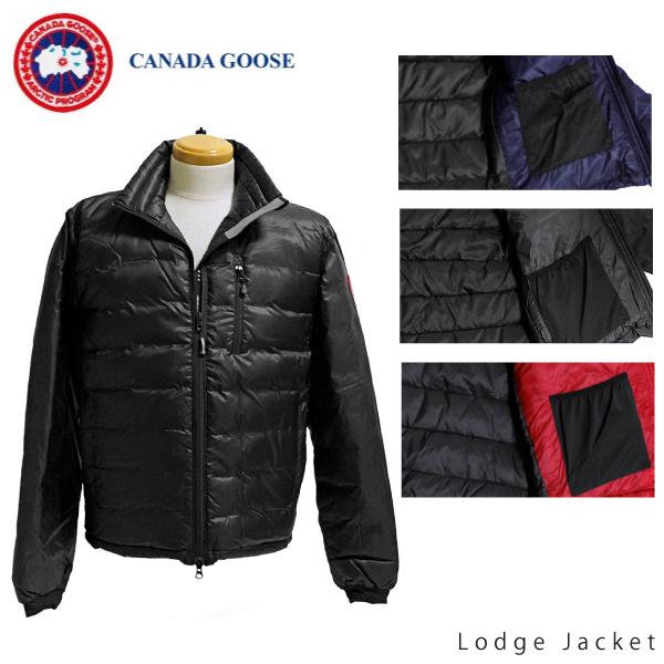 【送料無料】【並行輸入品】【2018-2019AW】『CANADA GOOSE-カナダグース』Lodge Jacket-ロッジ ジャケット-[Slim Fit 5056M]