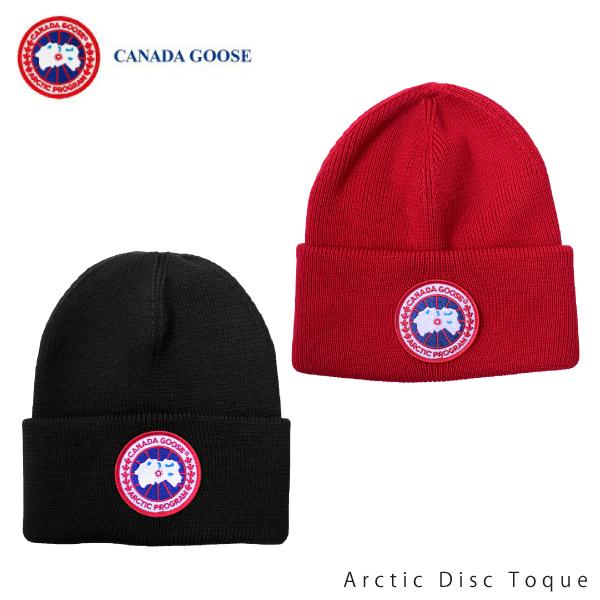 【並行輸入品】【2018-2019AW】『CANADA GOOSE-カナダグース』Arctic Disc Toque[6936M]【お買い物マラソン】