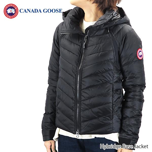 【送料無料】【並行輸入品】【2018-2019AW】『CANADA GOOSE-カナダグース』Hybridge Base Jacket-ハイブリッジ ベース ジャケット-[2729L]