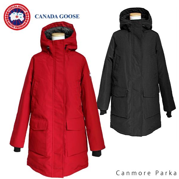 【送料無料】【並行輸入品】『CANADA GOOSE-カナダグース』Canmore Parka-キャンモア パーカー-[5807L]