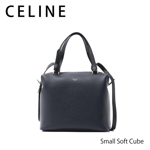 【送料無料】【2018SS】【並行輸入品】『CELINE-セリーヌ-』Small Soft Cube[181613A6H ブラック]