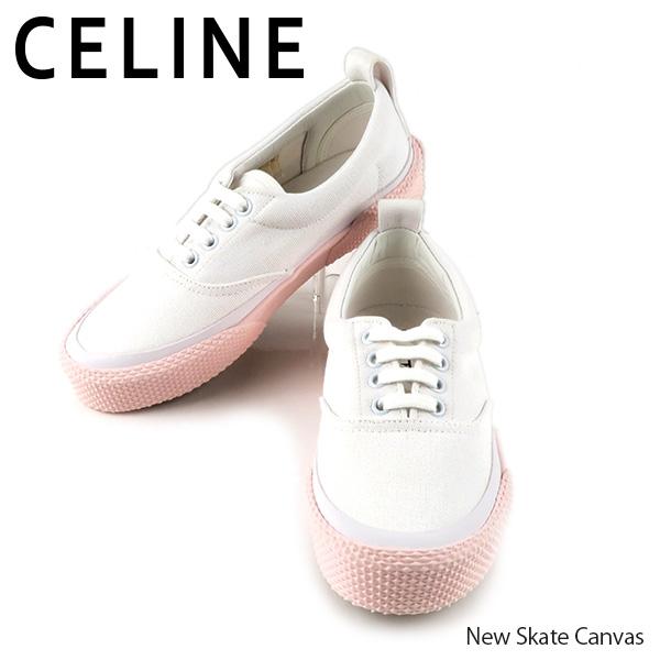 【送料無料】【並行輸入品】『CELINE-セリーヌ-』New Skate Canvas [323982CNSC]