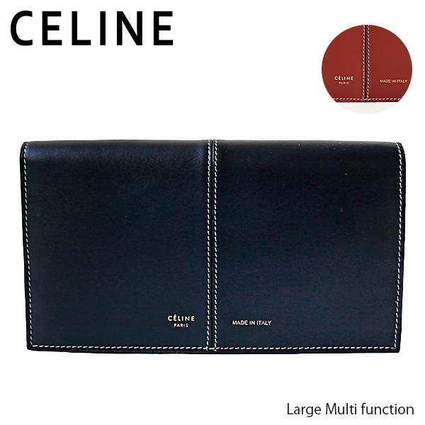 【送料無料】【並行輸入品】『CELINE-セリーヌ-』Large Multi function[10A473A4J]