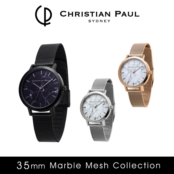 『Christian Paul-クリスチャンポール-』35mm Mable Mesh Collection