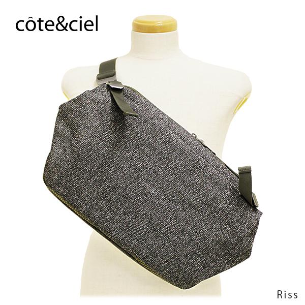 【並行輸入品】『cote&ciel-コートエシエル-』Riss-リス メッセンジャーバッグ-[28715]