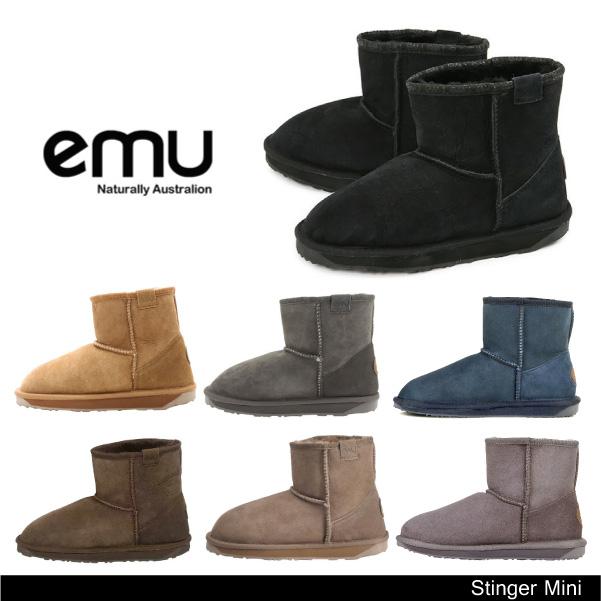 【送料無料】【並行輸入品】『emu-エミュー-』Stinger Mini[W10003]