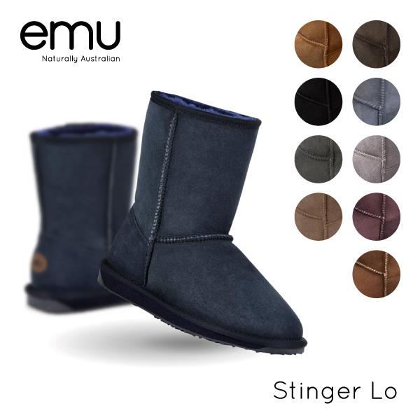 【送料無料】【並行輸入品】『emu-エミュー-』Stinger Lo[W10002]