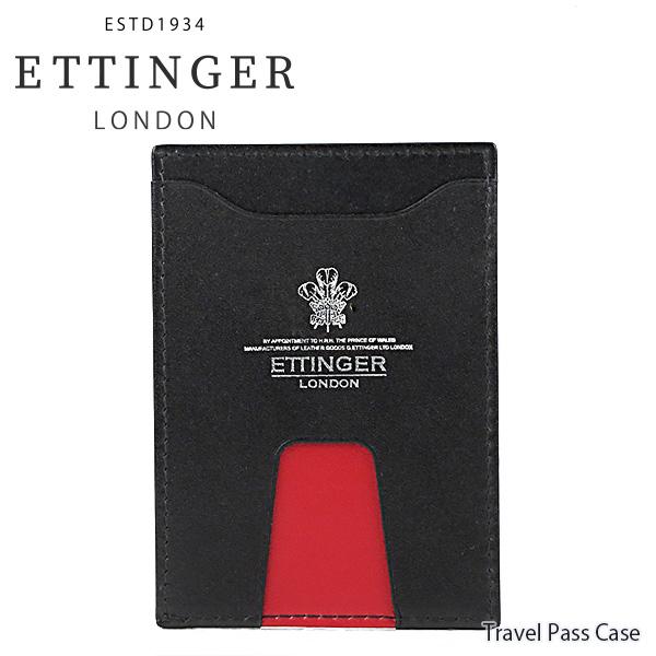 【予約】【並行輸入品】『Ettinger-エッティンガー-』Travel Pass Case トラベル パスケース 名刺入れ レザー メンズ[ST169AJ]≪ご注文後3日前後発送予定≫