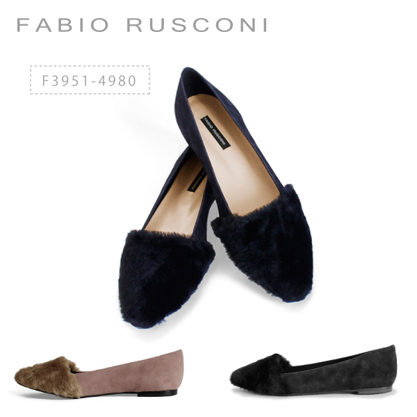 『Fabio Rusconi-ファビオルスコーニ-』F3951 Amalfi/Merinos