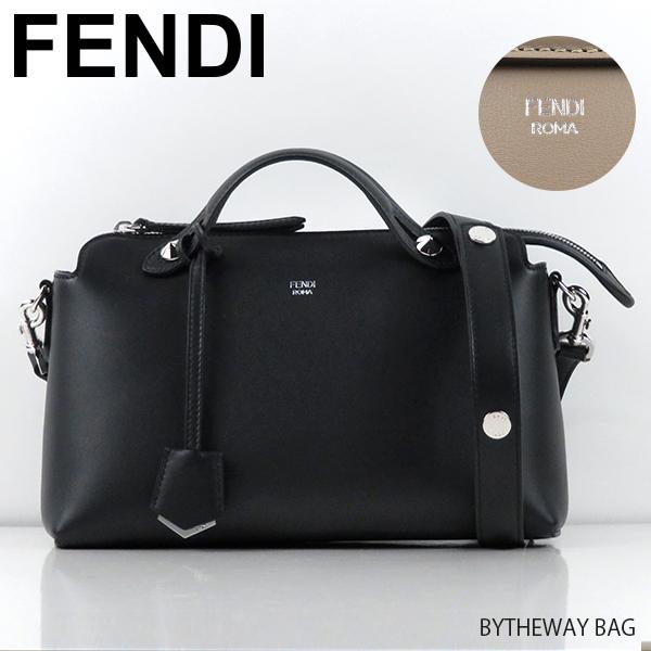【送料無料】【2019 SS】【新作】【並行輸入品】『FENDI-フェンディ-』BYTHEWAY BAG-バイザウェイ 2Wsy ハンドバッグ ショルダーバッグ-[8BL124 1D5]