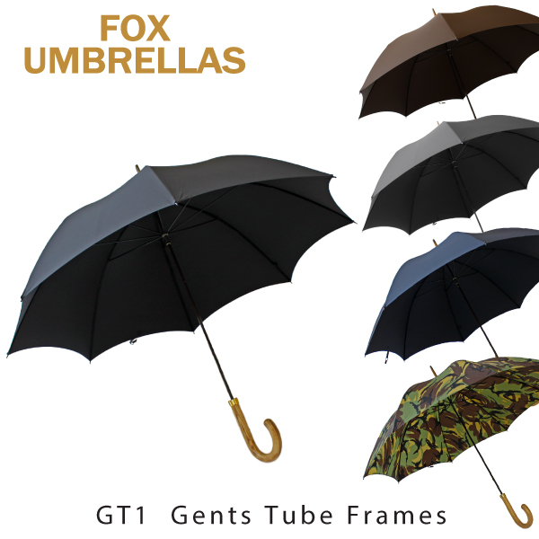 【送料無料】【並行輸入品】『FOX UMBRELLAS-フォックスアンブレラ- 』Gents Tube Frames 〔GT1〕