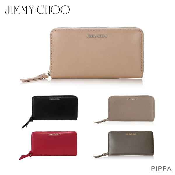 【送料無料】【並行輸入品】【2018 AW】『JIMMY CHOO-ジミーチュー-』PIPPA 長財布