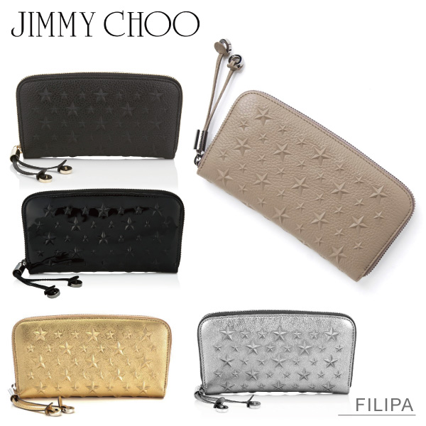 【送料無料】【並行輸入品】『JIMMY CHOO-ジミーチュー-』FILIPA-フィリパ-
