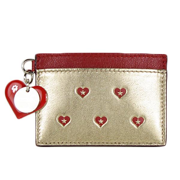 {JIMMY CHOO ジミーチュウ カードケース 定期入れ} 【並行輸入品】『JIMMY CHOO-ジミーチュウ-』MAXIE カードケース 定期入れ