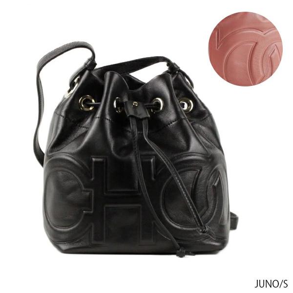 【送料無料】【並行輸入品】【2019 SS】『JIMMY CHOO-ジミーチュウ-』JUNO/S -ジュノ S ドローストリングバッグ-