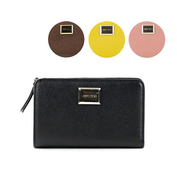 【予約】【送料無料】【並行輸入品】【2019 SS】『JIMMY CHOO-ジミーチュウ-』MARCIA- マーシャ 二つ折り財布 -[MARCIA/GFH] ≪2月20日前後発送予定≫