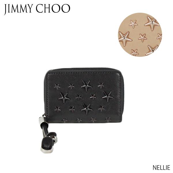【並行輸入品】【2019 SS】『JIMMY CHOO-ジミーチュウ-』NELLIE- ネリー コインケース -[NELLIE/ENL]