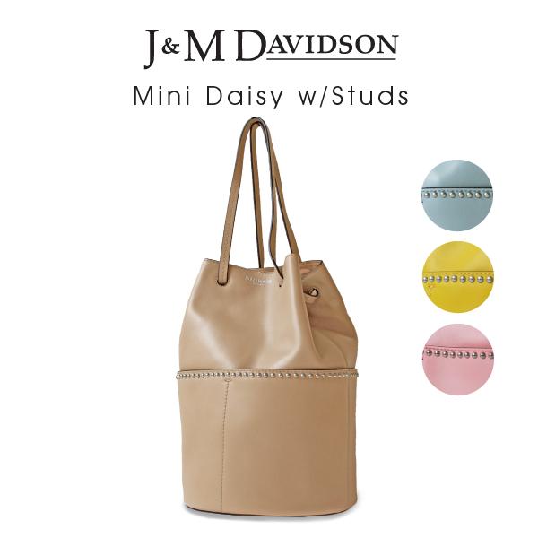 【送料無料】【並行輸入品】『J&M Davidson-ジェイアンドエムデヴィッドソン-』Mini Daisy w/Studs〔1428N/7314〕