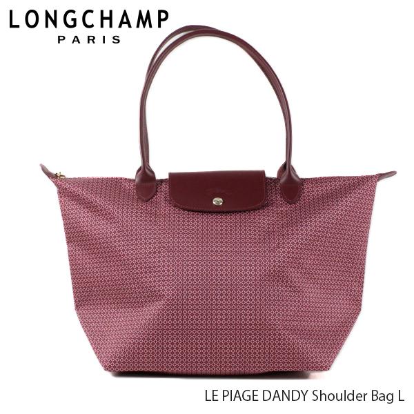 【送料無料】【並行輸入品】【2019 SS】『Longchamp-ロンシャン-』LE PLIAGE DANDY Shoulder Bag L ル・プリアージュ ダンディ トートバッグ 〔1899 691〕