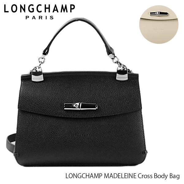 【送料無料】【並行輸入品】【2019 SS】『Longchamp-ロンシャン-』MADELEINE Cross Body Bag マドレーヌ ショルダーバッグ 〔2063 886〕