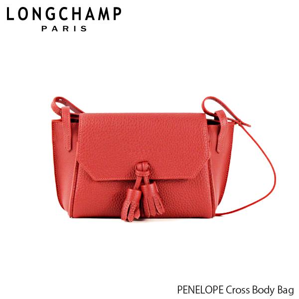 【送料無料】【並行輸入品】【2019 SS】『Longchamp-ロンシャン-』PENELOPE Cross Body Bag ペネロペ ショルダーバッグ 〔2066 843〕【スーパーSALE開催☆ポイント最大44倍!!6/11 01:59マデ】