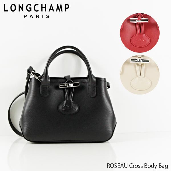 【150時間限定ポイント最大43倍!お買い物マラソン】【送料無料】【並行輸入品】【2019 SS】『Longchamp-ロンシャン-』ROSEAU Cross Body Bag ロゾ ショルダーバッグ 〔1295 843〕