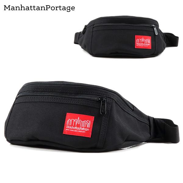 {Manhatta Portage マンハッタンポーテージ ALLECAT 一部予約 WAIST 保証 BAG アレキャット ウエストバッグ ボディバッグ 1101} レディース 鞄 ユニセックス メンズ Manhattan 1101 ウエストポーチ