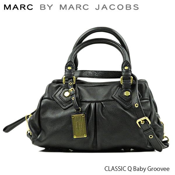 【並行輸入品】『Marc by MarcJacobs-マークバイマークジェイコブス』CLASSIC Q Baby Groovee [M3PE089][レディース ハンドパック]【スーパーSALE開催☆ポイント最大44倍!!6/11 01:59マデ】