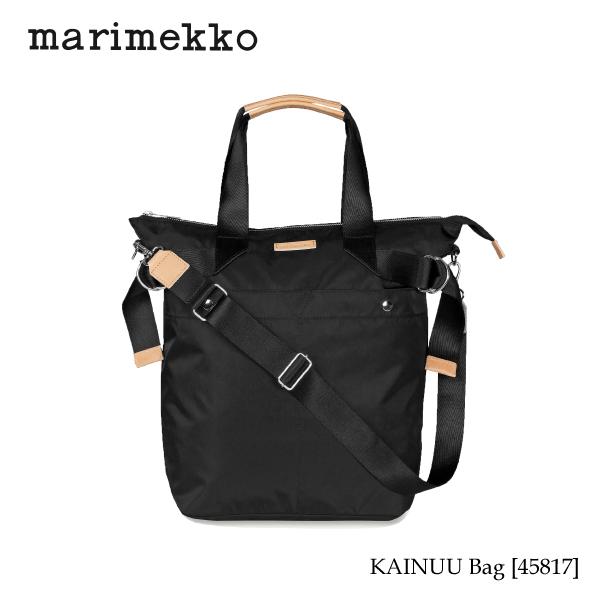 【送料無料】【並行輸入品】【2018 SS】『Marimekko-マリメッコ』Kainuu bag [45817][カイヌー 2Way ショルダーバッグ]