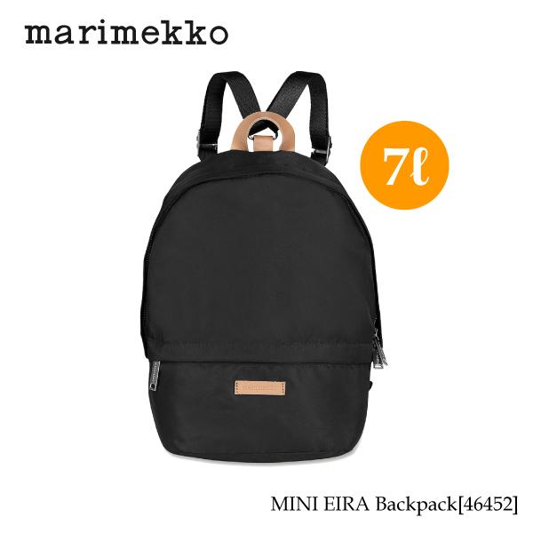 【送料無料】【並行輸入品】【2018 SS】『Marimekko-マリメッコ』Mini Eira backpack [ミニ アイラ バックパック]