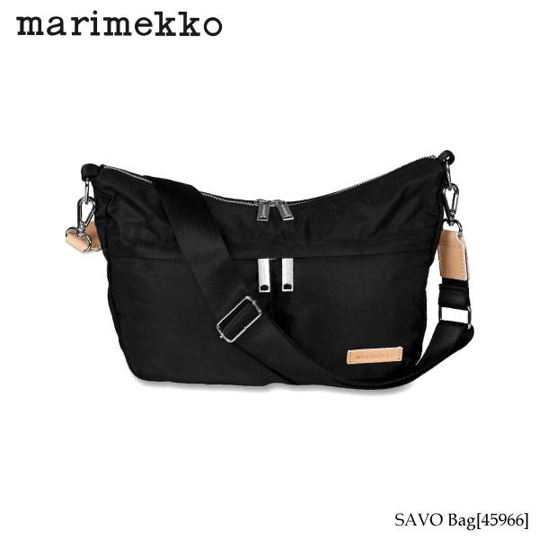 【送料無料】【並行輸入品】【2018 SS】『Marimekko-マリメッコ』SAVO Bag [サヴォ ショルダー バッグ]