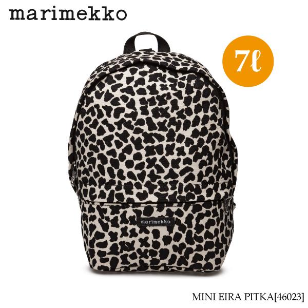 【送料無料】【並行輸入品】【2018 SS】『Marimekko-マリメッコ』MINI EIRA PITKA [ミニ アイラ プィトカ バックパック]