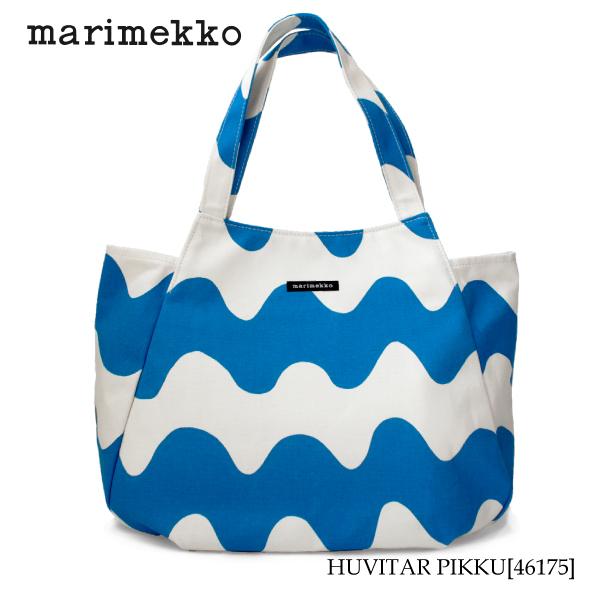 【送料無料】【並行輸入品】【2018 SS】『Marimekko-マリメッコ』HUVITAR PIKKU[トートバッグ]