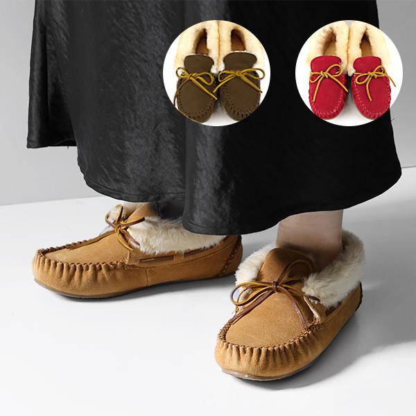 並行輸入品MINNETONKA ミネトンカALPINE SHEEPSKIN MOCアルパイン シープスキン モックKlcFJT1