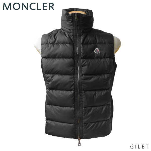 【送料無料】【並行輸入品】【2018-19 AW】『MONCLER-モンクレール-』GILET-ジレ-[84549 00 80932]