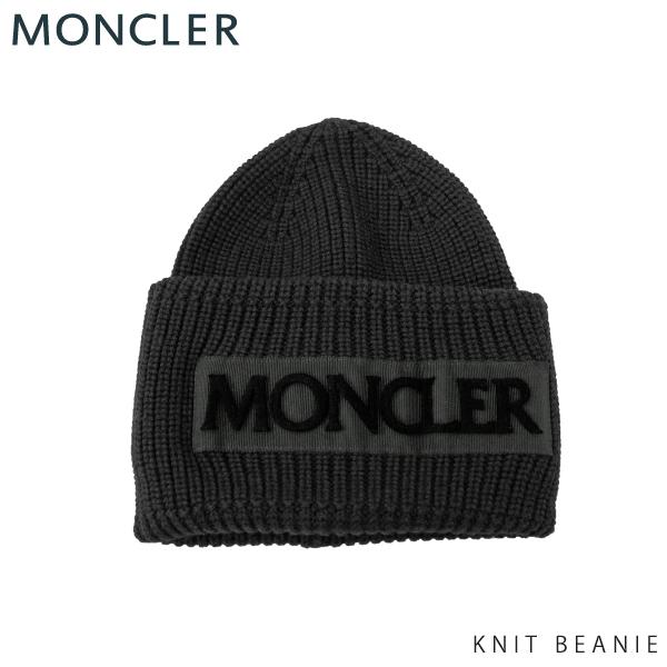 【送料無料】【並行輸入品】【2018 AW】『MONCLER-モンクレール-』KNIT BEANIE[9960500979C4]