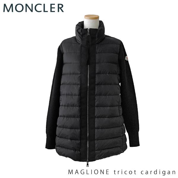 【送料無料】【並行輸入品】【2018 AW】『MONCLER-モンクレール-』MAGLIONE tricot cardigan-マリオーネ-[9490500981242]