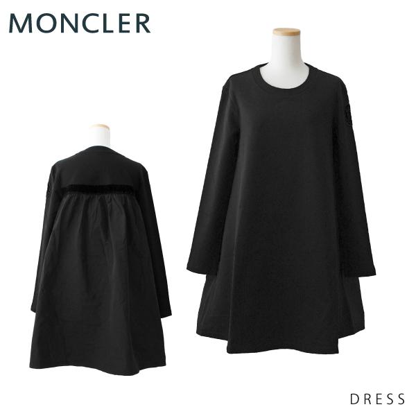 【送料無料】【並行輸入品】【2018 AW】『MONCLER-モンクレール-』DRESS[8550800809BE]