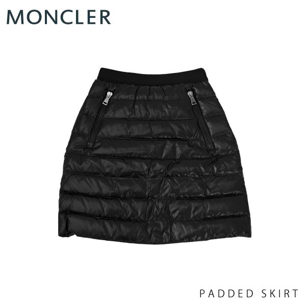【送料無料】【並行輸入品】【2018 AW】『MONCLER-モンクレール-』PADDED SKIRT-パッドスカート-[259020068950]