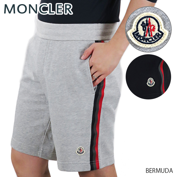 【送料無料】【並行輸入品】『MONCLER-モンクレール』BERMUDA[8H70800 8098U]