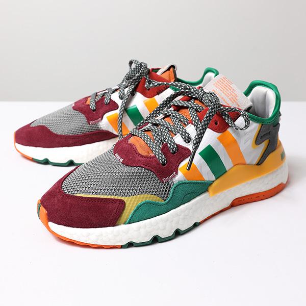 【2019 AW】【並行輸入品】『White Mountaineering-ホワイトマウンテニアリング-』WM×adidas Originals Sneaker Nite Jogger メンズ スニーカー 靴 [WM1973817]【スーパーSALE開催☆ポイント最大44倍!!6/11 01:59マデ】