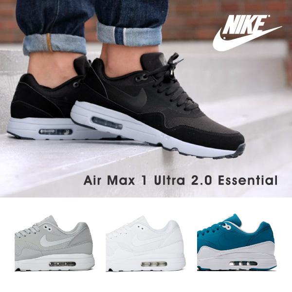 【送料無料】【並行輸入品】『Nike-ナイキ-』Air Max 1 Ultra 2.0 Essential Shoe 〔875679〕